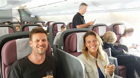 What It's Like to Fly Qantas Business Class