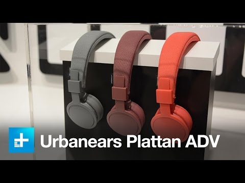Hands on With Urbanears Latest at IFA 2015