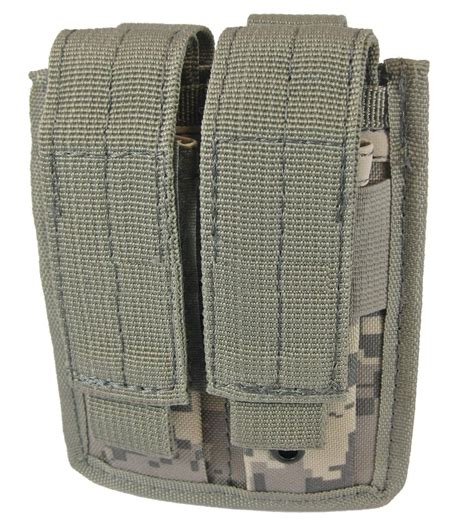 Explorer Double Mag Pouch with extra elastic to tie down