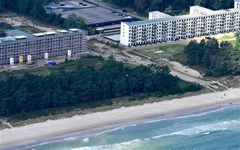 Failed Nazi holiday resort set for luxury makeover