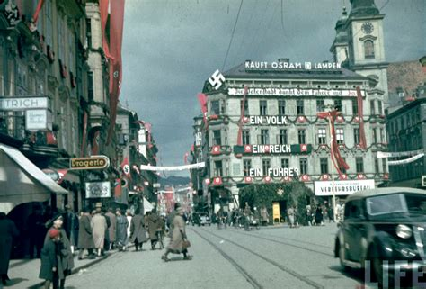 Old Photos of The Anschluss from 75 Years Ago ~ vintage