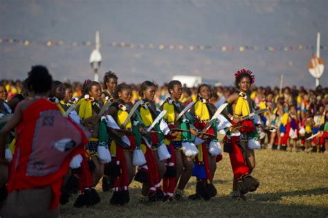 Swaziland: King Mswati to Pay Girls £11 a Month to Remain