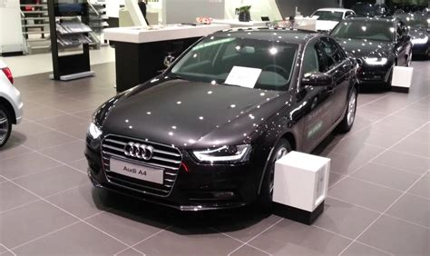 Audi A4 2015 In Depth Review Interior Exterior - YouTube