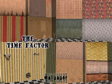 Mod The Sims - The Time Factor : Walls