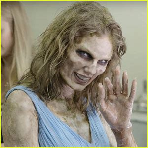 Taylor Swift Transforms Into a Zombie for 'Look What You