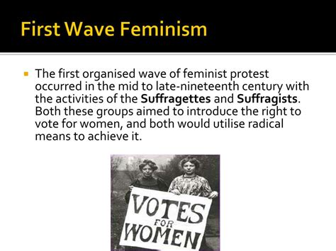 PPT - Feminist theory PowerPoint Presentation - ID:329719