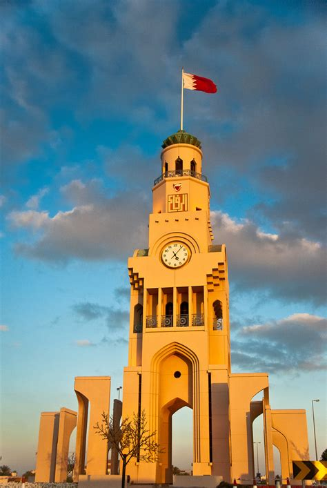 Five Past Five @ the Clock | The Riffa Clock Tower East