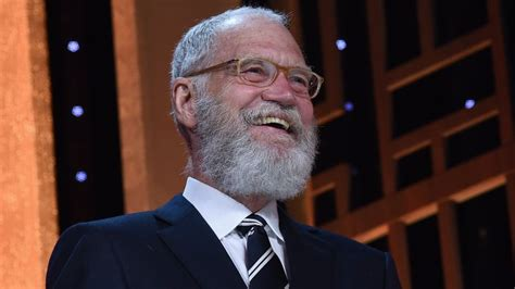 What David Letterman's life is like today