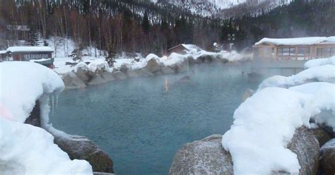 Northern Lights and Chena Hot Springs - Night Tour