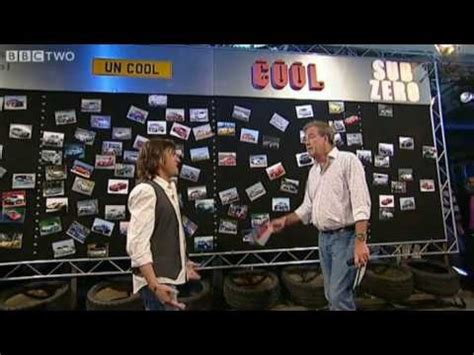 Top Gear: The Cool Wall - Series 13 Episode 7 - BBC Two