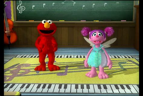 Sesame Street: Elmo's Musical Monsterpiece for Wii and