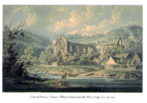 Lines Composed a Few Miles above Tintern Abbey