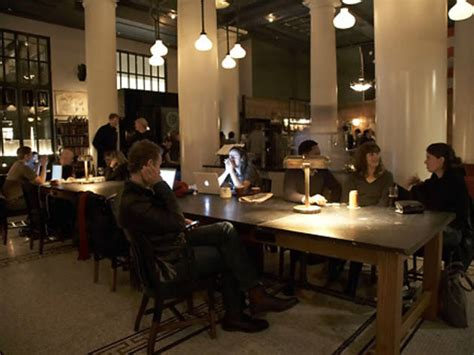 The Lobby Bar at the Ace Hotel New York   Bars in Downtown