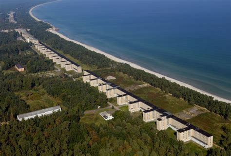 Hitler's Nazi holiday camp reopens as luxury resort in