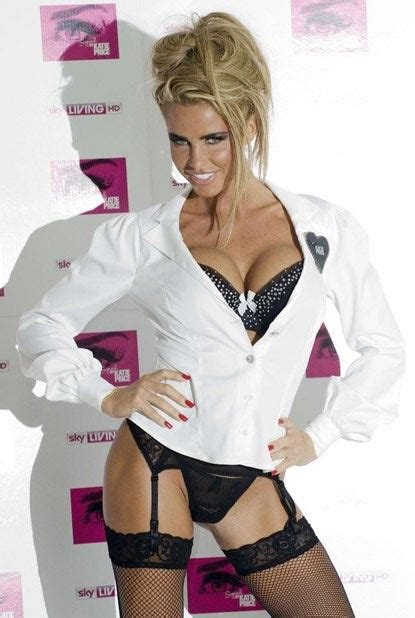 Katie Price wants talent show winner to be famous for a
