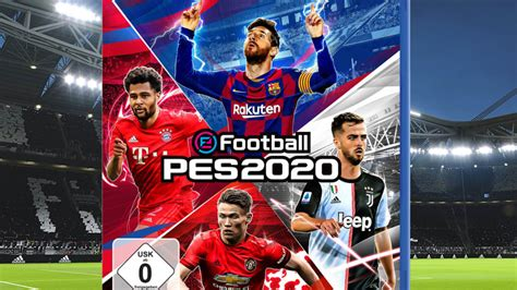 PES 2020: Why is McTominay on the cover with Messi and