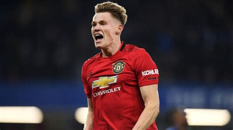 McTominay Is Becoming A Leader Claims Solskjaer | Man Utd Core