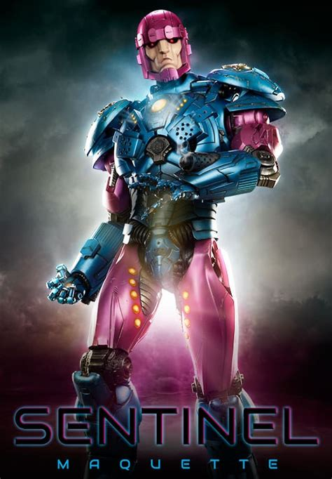 """Sideshow Sentinel Statue 32"""" Tall Maquette Up for Order"""