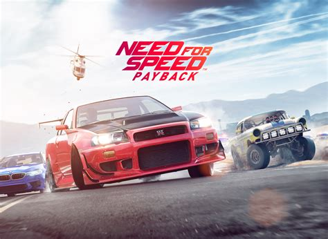 Wallpaper Need for Speed Payback, 2017, 4K, 8K, Games