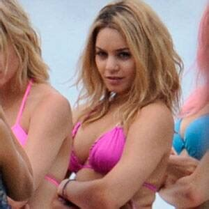 Vanessa Hudgens Opens Up About Three-Way Sex Scene With
