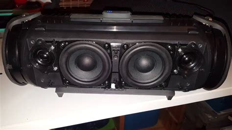 JBL Xtreme and JBL charge 2    extreme bass - YouTube