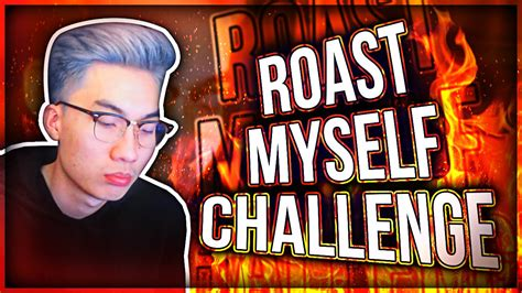 Roast Yourself Challenge! (Diss Track) - YouTube