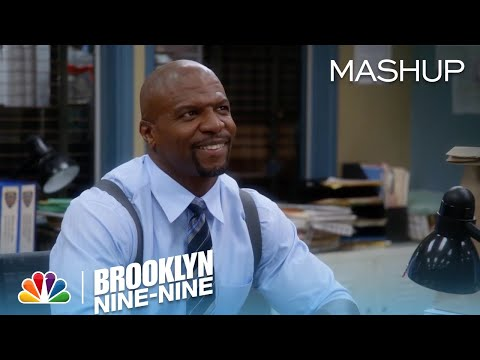 Terry Crews And Cast Have Best Reaction To Brooklyn Nine