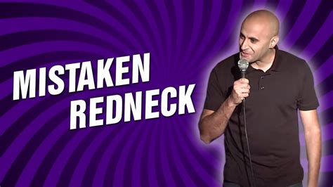 Mistaken Redneck (Stand Up Comedy) - YouTube