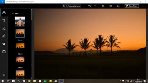 How to Use Photoshop Express on Windows 10 – Better Tech Tips