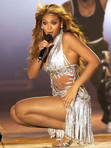 Stop talking about going to see Beyonce Knowles! You're