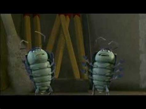 A Bugs'Life Outtakes - YouTube