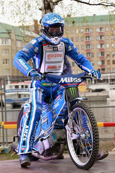 Everything set for the Finnish Speedway Grand Prix - Matej