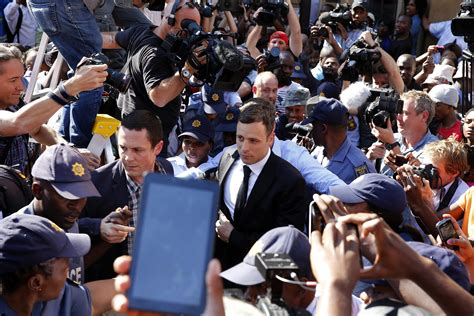 Oscar Pistorius' Time in Jail Could Be Brief - NBC News