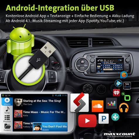Grom MOST Multimedia MST4-VOLSO iPod Android AUX Kit