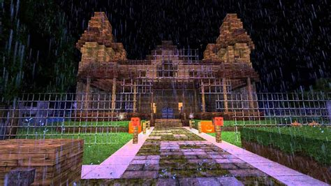 Minecraft Haunted House - Halloween Special (download in