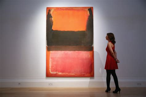 Mark Rothko painting sells for $45 million at Sotheby's