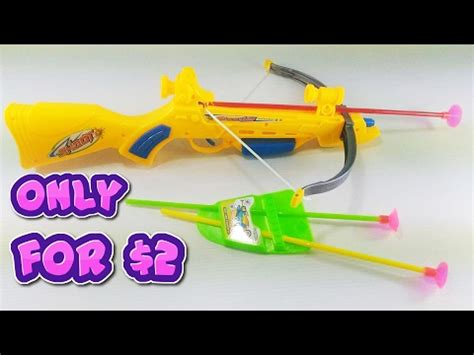 Bow and Arrow Gun for Kids Only $2 A Cool Game of Archery
