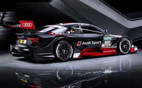 2017 Audi RS 5 DTM - Wallpapers and HD Images | Car Pixel