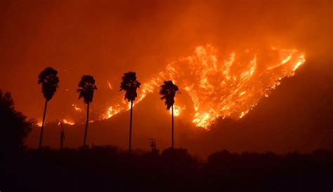 Southern California Fires Force Thousands to Flee Their