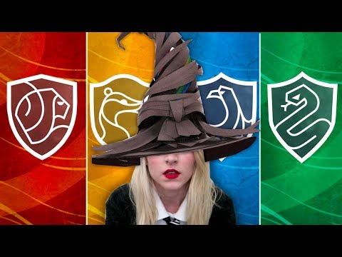 Which Hogwarts House Am I In? (Pottermore Sorting Hat Test