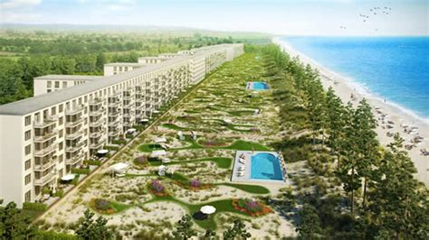 Controversial former Nazi mega-resort turned into luxury