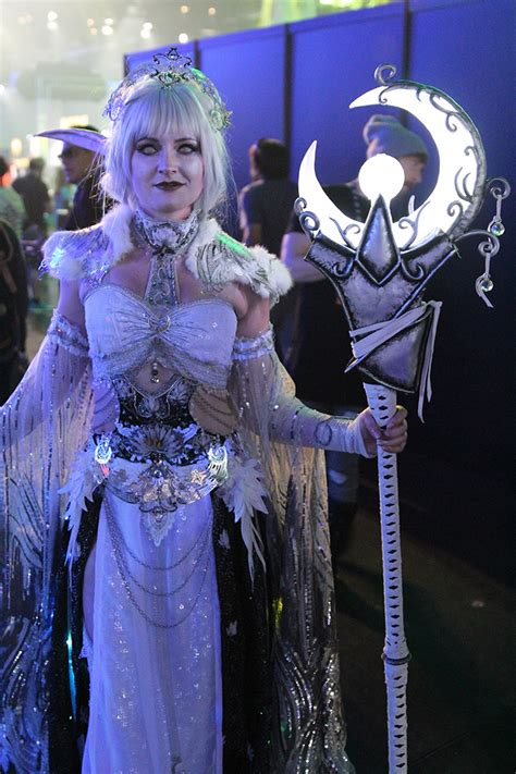 » BlizzCon 2016 Heroes of the Storm Cosplayers