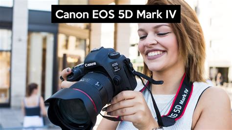 Canon EOS 5D Mark IV vs 5D Mark III | REVIEW | HANDS ON