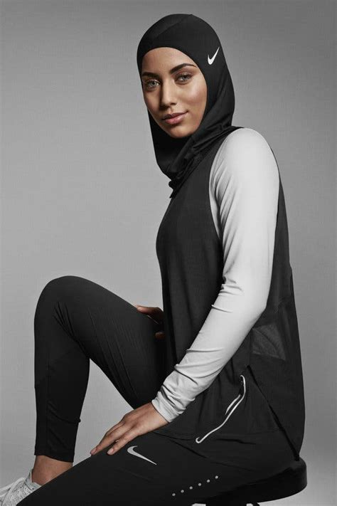 Nike Reveals the 'Pro Hijab' for Muslim Athletes - The New