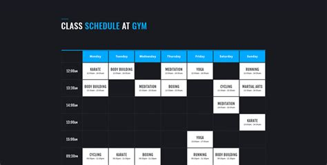 Gym, Fitness club - bootstrap 4 template (theme) | Gridgum