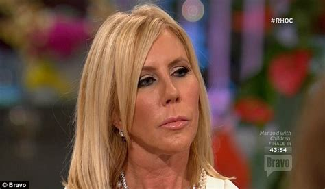 Real Housewives' Vicki Gunvalson admits being duped by