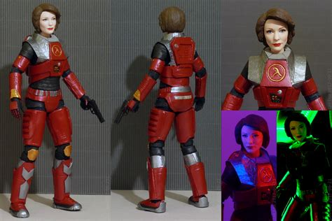 Half Life 1/6 scale Colette Green figure by botmaster2005
