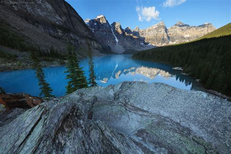 One of the Most Beautiful Places on Earth: Moraine Lake