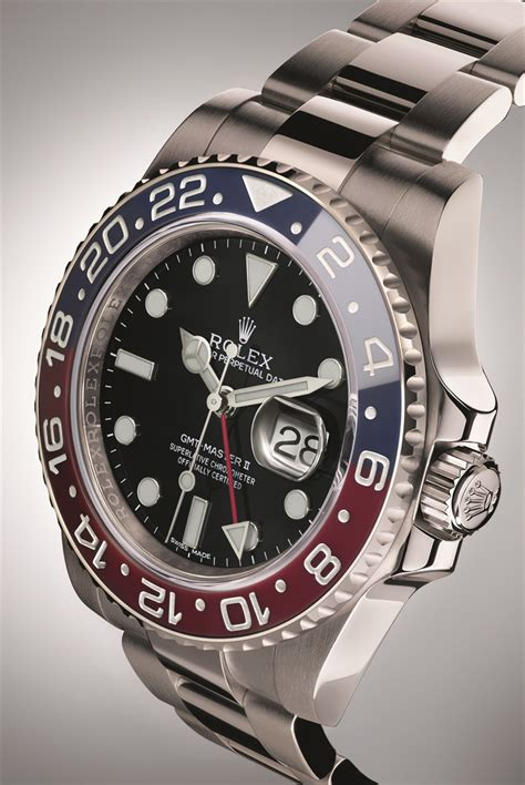"""Baselworld 2014: Rolex Brings Back the """"Pepsi"""" GMT-Master"""