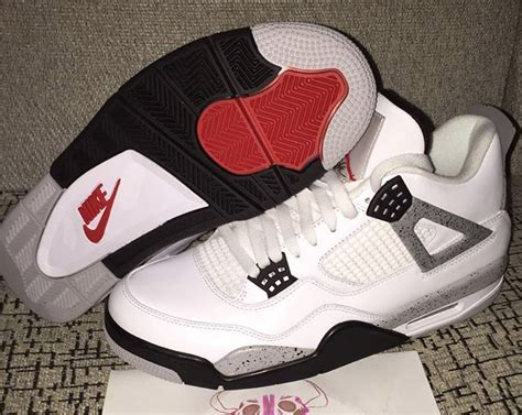 An Early Look at Next Year's 'Nike Air' Jordan 4s | Sole
